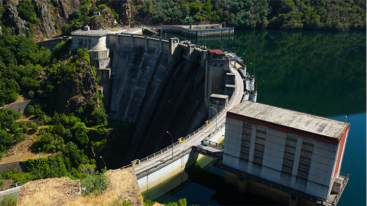 Hydropower production